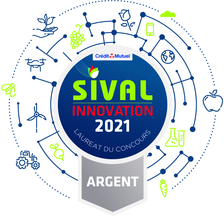 Sival innovation 2021 argent