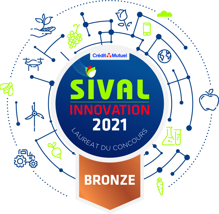 Sival Innovation 2021 bronze