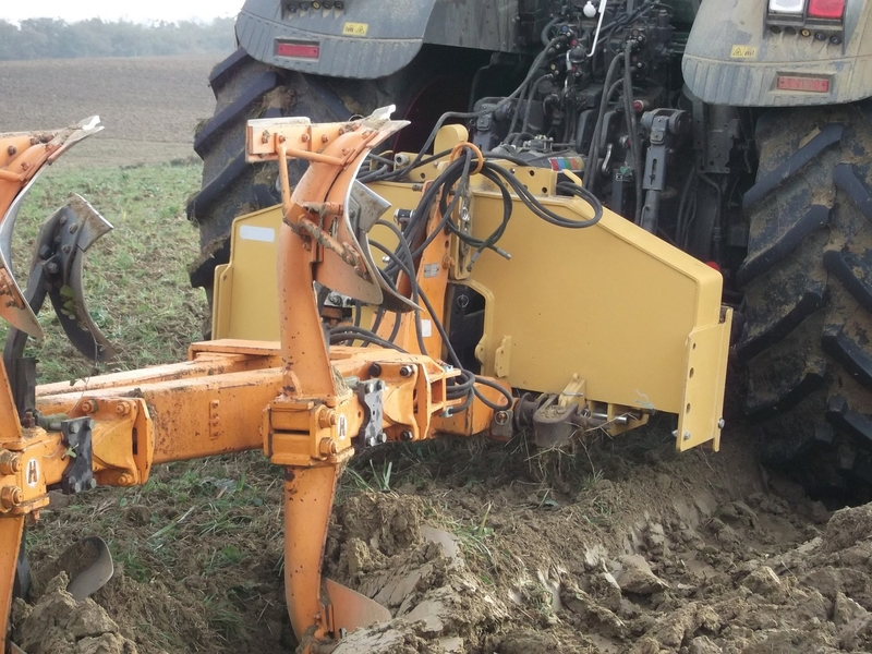 The true guidelines to correctly ballast your tractor